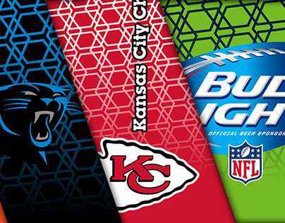 Bud Light-NFL:Geo Lace
