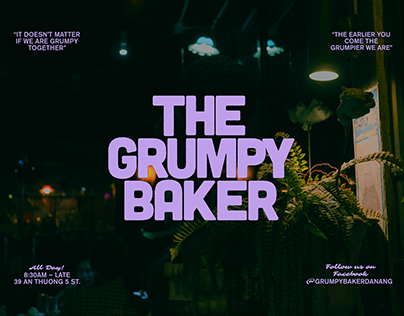 The Grumpy Baker