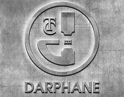 Darphane logo and Brand identity