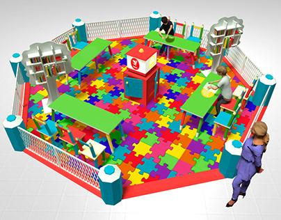 Varios juegos para niños