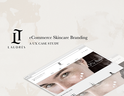 eCommerce Skincare Branding | UX & Marketing Case Study