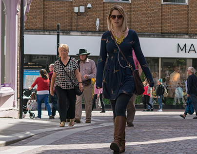 STREET PHOTOGRAPHY SPRING 2017 - HEREFORD