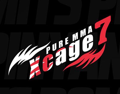 Pure MMA XCage 7 - full event stuff