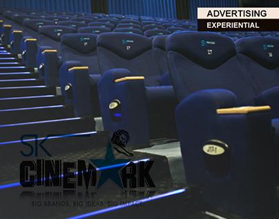 CINEMARK - ACTIVATION | CANNES LIONS & ONESHOW WINNER