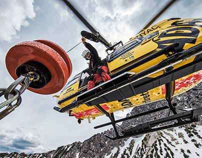 THE ADAC AIR RESCUE