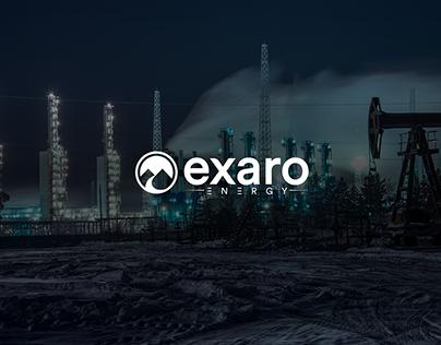 Exaro Energy - Logo Design