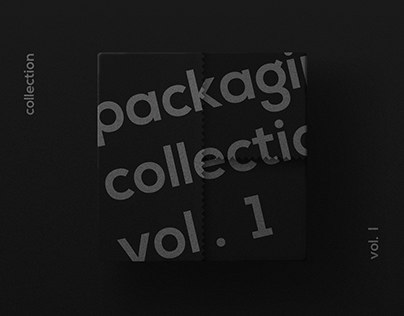 Packaging collection vol. I