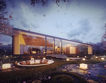 Gardenian House - My dream place
