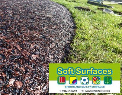 Rubber Mulch Play Surfacing