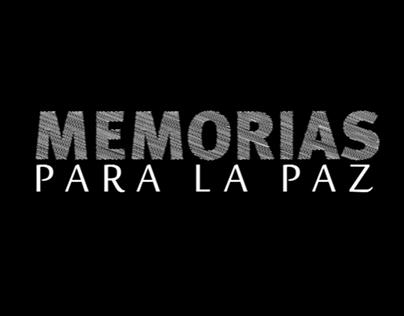 Memorias para la Paz, Capítulo 1- Gobernación del Valle