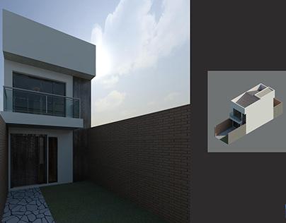 Projeto Arquitetônico de Residência