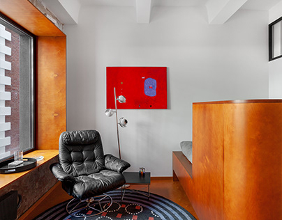 flat in moscow _ room design buro