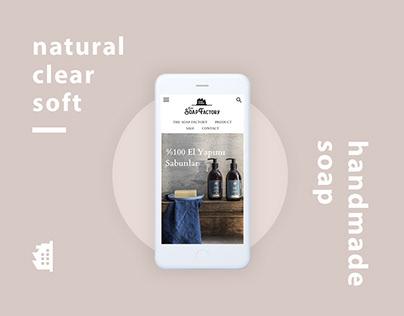 The Soap Factory/Digital Branding