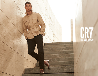 CR7 Footwear SS16