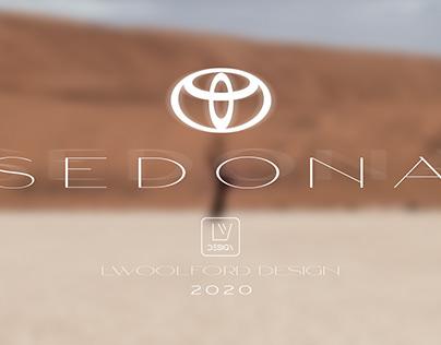 Toyota Sedona Progress