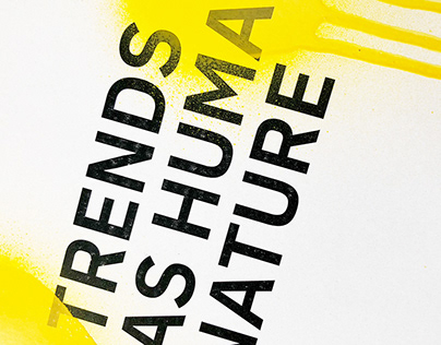 Trends as Human Nature (BFA Thesis)