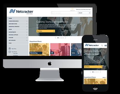 Netracker Intranet