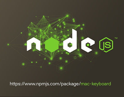 mac-keyboard node module