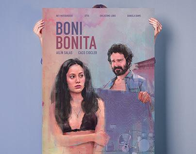 Movie Poster Boni Bonita