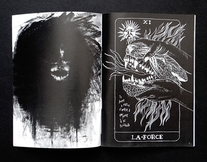 THE WITCH PROJECT ~ Painting & Publications