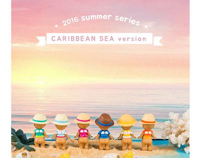 2016 Sonny Angel_Cribbean Sea