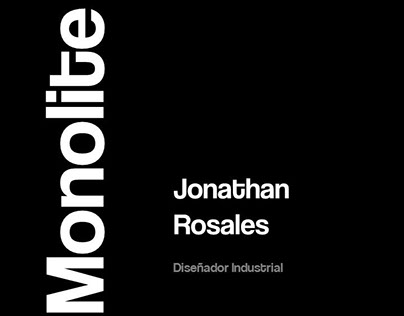 Monolite (Cargador De Bateria Portatil)