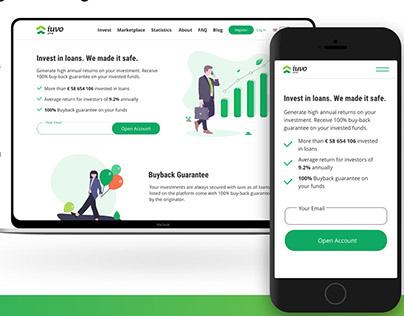 Iuvo Group Redesign
