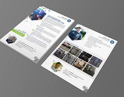 VisualLabs LLC. - CutSheet Design