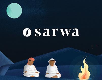 Sarwa rebrand