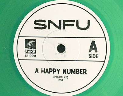 SNFU: A Happy Number Single