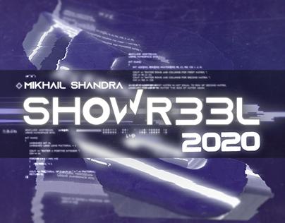 SHOWREEL`2020