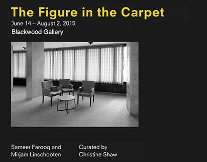 "Blackwood Art Gallery - ""The Figure in the Carpet"""