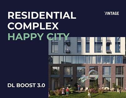 Design concept for real estate