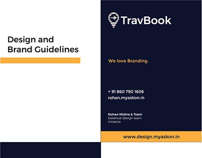 Travbook Branding