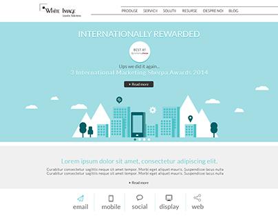 White Image Web Site Proposal