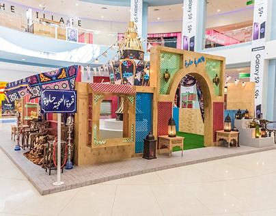Cairo Festival City Ramadan 2018 Mall Decoration