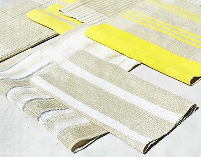Hetési weavery textile collection