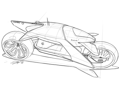 Suzuki - Roborace - Coming soon