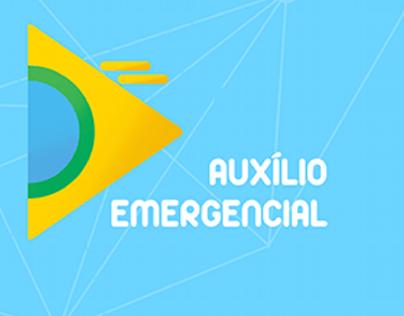 REDESIGN | App Auxílio Emergencial