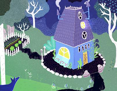 La maison de la Sorcière / The Witch's house