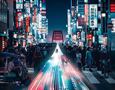 Shinjuku Street Racing