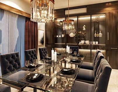 Visualization: Dinning Room