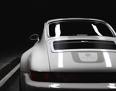 BLACKTRACK MOTORS/BT04 Porsche 964