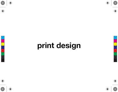 Print Design Pieces