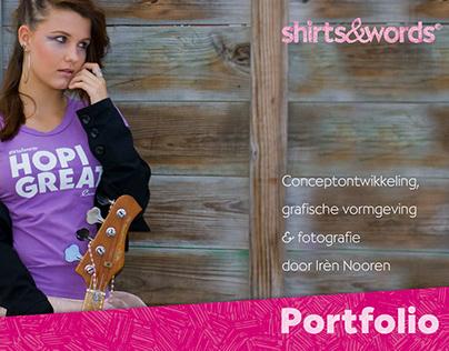 Branding shirts&words