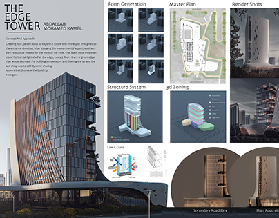 THE EDGE TOWER ''FULL PROPOSAL''