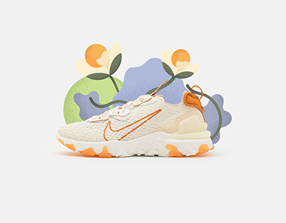 Illustration sneakers • CIAOFLAMINGO
