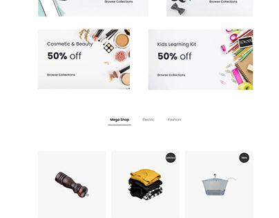 Dking – Multipurpose eCommerce Shopify Theme