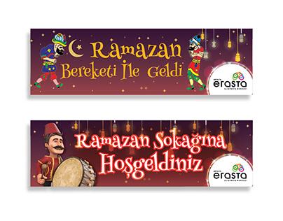 Erasta Ramazan Sokağı