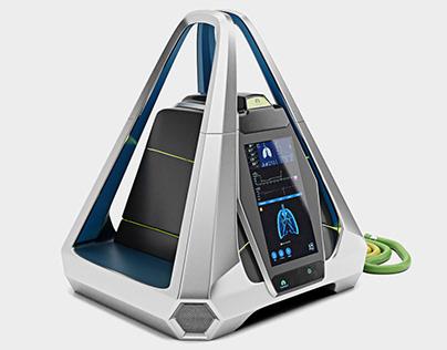 Shape exploration - Mechanical ventilator